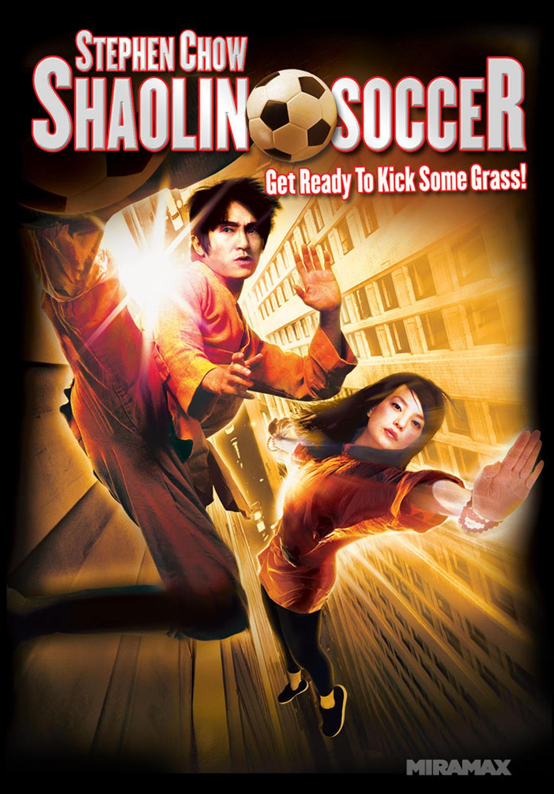 Shaolin Soccer 2001 Kaleidescape Movie Store