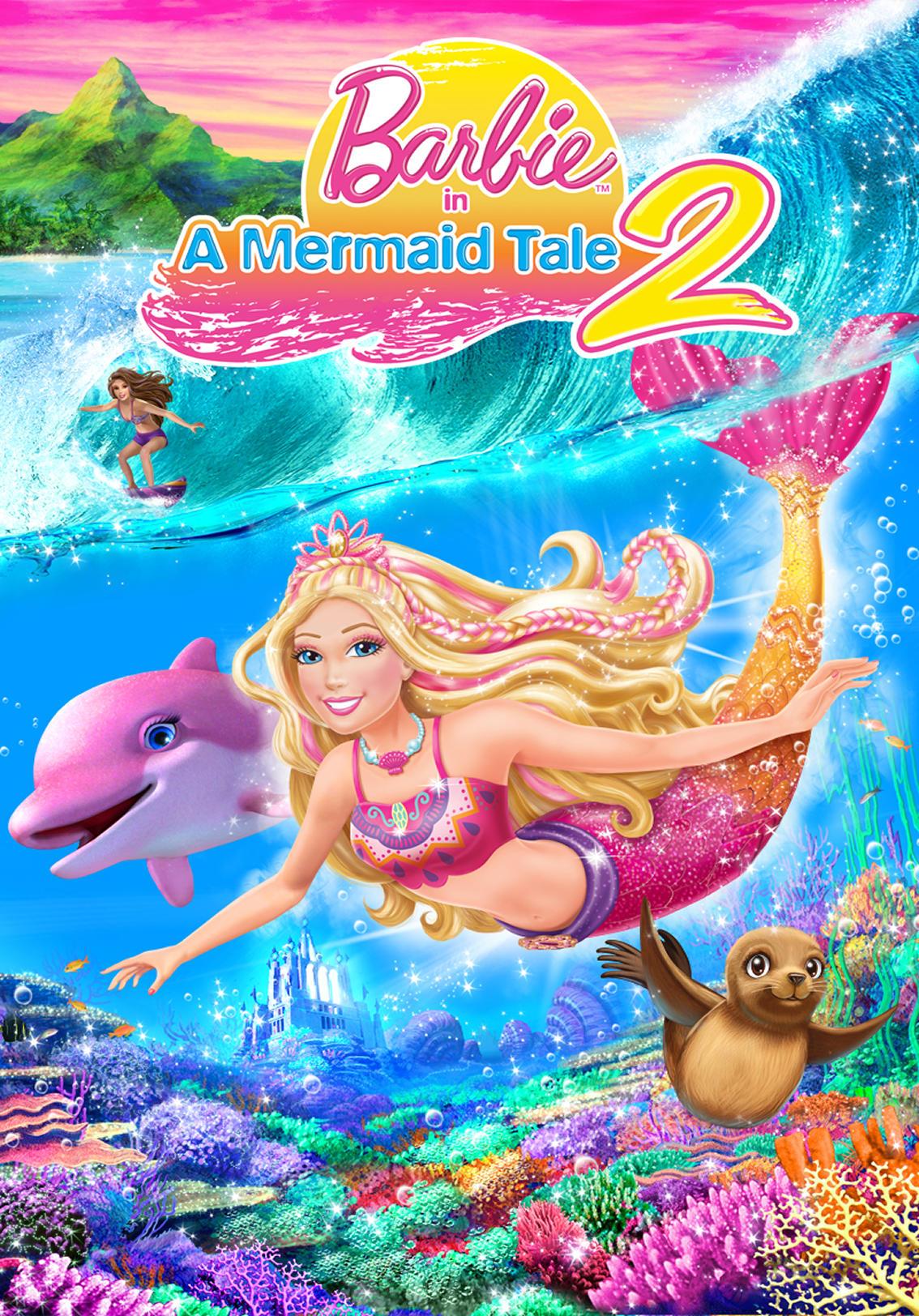 Barbie in a Mermaid Tale 2 (2012) | Kaleidescape Movie Store